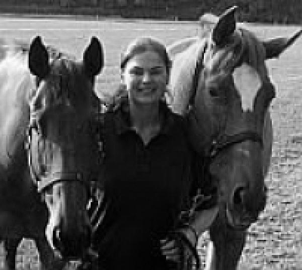 Equestrian Employers Association Member Engagement Director Liz Daniels