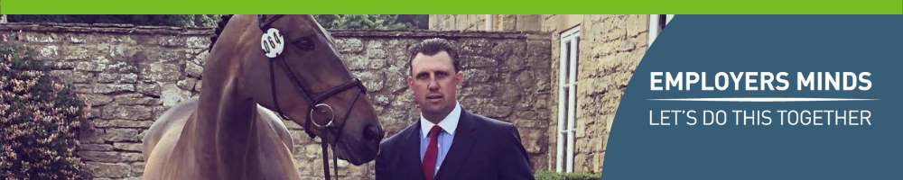 Equestrian Employers Member Matthew Wright