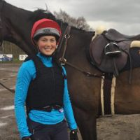 Equestrian Employers Association Ambassador Charlotte Agnew