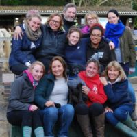 Equestrian Employers Association Ambassadors Kingsmead Equestrian Centre