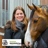 Equestrian Employers Association Ambassadors Breen Equestrian