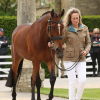 Equestrian Employers Association Ambassador Jodie Amos
