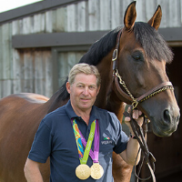 Equestrian Employers Association Ambassadors Nick Skelton