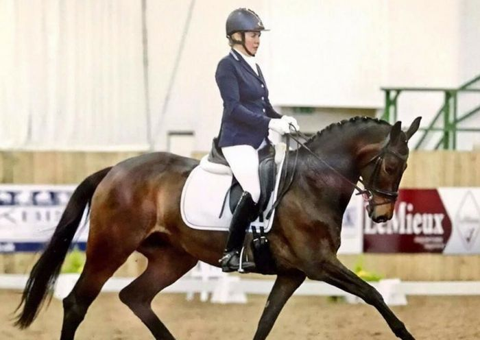 Equestrian Employer Association Member Mandy Day