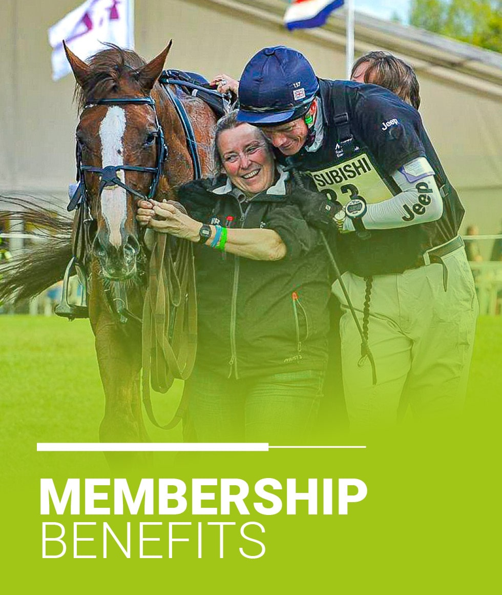 Membership benefits of the Equestrian Employers Association