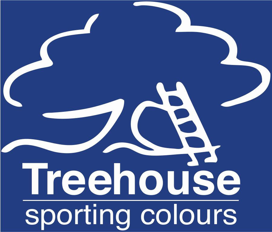 Treehouse Sporting Colours Logo